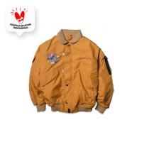 Manta Mustard Flying Jacket