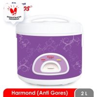 Cosmos Rice Cooker Harmond CRJ-6811 TS - 1.8 L