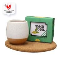 Meditea Teh Hijau Herbal untuk Kesehatan