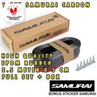 Lips Bumper Samurai Carbon Multideflector Bumper Skirt Samurai Carbon