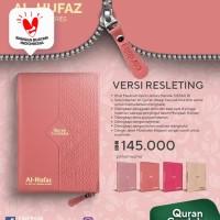 Alquran Hafalan Terjemah Al-Hufaz Muslimah Dompet A5, Al-Quran Alhufaz