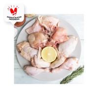 Ayam Broiler Potong 10 10 pcs Sayurbox