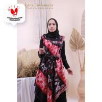 Dress Etnik Tenun Ikat Sabrina Dakara Indonesia