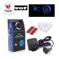 PIVOT ENGINE START STOP BUTTON WITH BLUE LED DISPLAY HIGH QUALITY