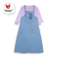 Set / Setelan Anak Perempuan Blue / Biru Rodeo Junior Girl Holiday