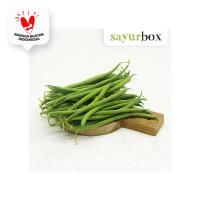 Buncis Baby Conventional 1 kg Sayurbox