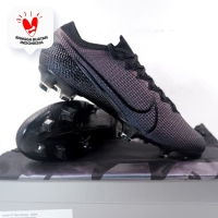 Sepatu Bola Nike Vapor 13 Elite FG Black AQ4176-010 Original BNIB