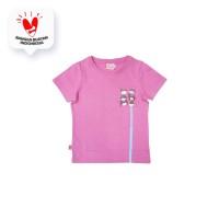 Tshirt / Kaos Anak Perempuan / Rodeo Junior Girl Cutey Pict O