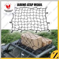 Cargo Net Atas Atap Mobil Bagasi / Jaring Bagasi Atas Untuk Mudik