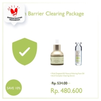 BHUMI Skin Barrier Clearing Package