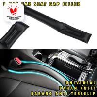 Car Seat Gap Filler Sekat Pembatas Celah Kursi Jok Car Seat Organizer