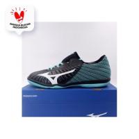Sepatu Futsal Mizuno Rebula Sala Select IN Black Blue Q1GA192201 Ori