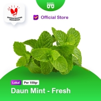 Daun Mint - Bakoel Sayur Online