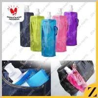 Botol air minum lipat portable Vapour Vapur MURAH