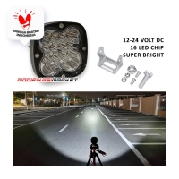 WORKLIGHT 40W WORK LIGHT 40 WATT 16 LED CREE CWL 12-24V HIGH QUALITY