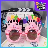 MB134 Mainan Kacamata Souvenir Ulang Tahun Anak / Kacamata Fashion