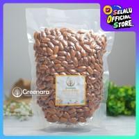Roasted almond 1kg / kacang almond panggang 1kg