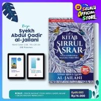 Kitab Sirrul Asrar (HARD COVER)