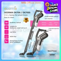 Deerma Vacuum Cleaner 2-in-1 Penyedot Debu DX700 / DX700S