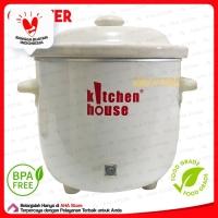 Cyprus Slow Cooker 0.7 Liter Keramik SC-0064