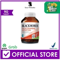 Blackmores Glucosamine Sulfate 1500 90 Tablet (Kesehatan Sendi)