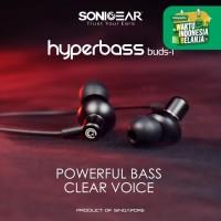SonicGear Hyperbass Buds1 In ear Earphone With Mic XXL Driver Powerful