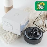 UCHII YAMA Electric Air Mist Humidifier   Diffuser Aroma Ultrasonic BW