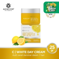 Azarine Ultralight Hydraglow Day Cream SPF 30 PA+++ C White 25gr