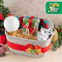 UCHII Premium CNY Imlek Hampers Enlightening Set   Parsel Gift Basket