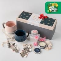 UCHII Couple ICHI Hampers   Hadiah Valentine Wedding Gift Set Romantic