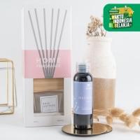 UCHII Bamboo Diffuser Miryoku Room Air Fragrance Aroma Gift Set Parfum