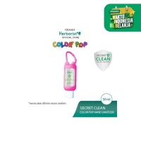 Secret Clean Hand Sanitizer Color Pop - 50ml