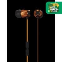 SonicGear Headset SparkPlug Turbine Gold