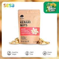 East Forest Kenari Nuts Unsalted 80 Gr