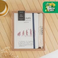 UCHII A5 RYOSHI Notebook Gift Box Drawstring Bag Buku Tulis Memo Paket