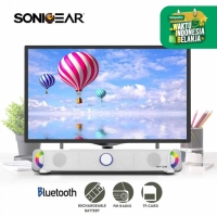 Speaker Bluetooth BT 300 Powerful Soundbar Sonicgear