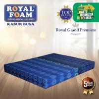 Kasur Busa Royal Foam Grand Premiere Katun Single Size - 90x200