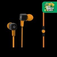 SonicGear Earphone AirPlug 300 (ORANGE)