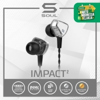Limited Edition - Soul Impact 2 Earphone Kabel Super Bass Headset