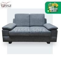 SOFA 2 SEATER / SOFA EMILY / VASSA SOFA