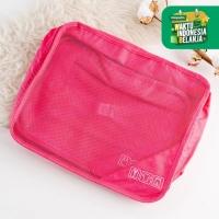 UCHII RYOKO 7 in 1 Travel Pouch Set Organizer Bag   Tas Koper Dalam