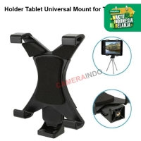 Holder Tablet Universal Mount for Tripod