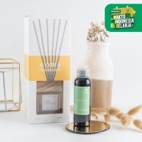 UCHII Bamboo Diffuser Mokushizen Pewangi Ruangan Home Fragrance Liquid
