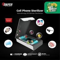 UV Disinfection Cell Phone UV Sterilizer box Aromatherapy Function