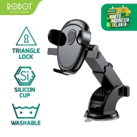 Universal Car Holder ROBOT RT-CH11 360 Rotable For Smartphone