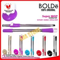 Bolde Super Mop Handle Set Gagang Tongkat Pel