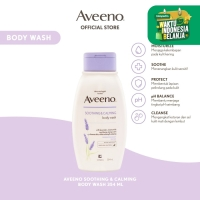 Aveeno Soothing & Calming Body Wash 354 Ml