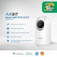 ARBIT - Smart Home Wifi IP Camera CCTV PTZ 1080p Audio TUYA
