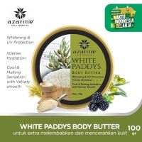 White Paddys Body Butter