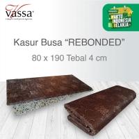 KASUR LIPAT REBONDED 80 x 190 ( ANTI KEMPES ) /KASUR BUSA / ROYAL FOAM
